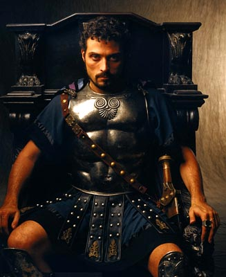 Rufus Sewell. With eyes to die for, Sewell has more costumes