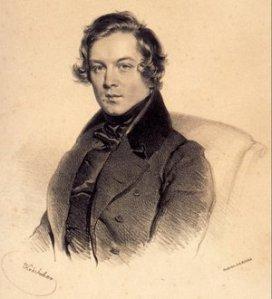 Robert Schumann, 1839