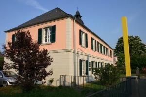 Staatsbibliotek Bonn, formerly a private psychiatric hospital
