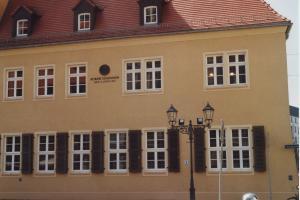 Geburtshaus Schumann (birthplace), Zwickau
