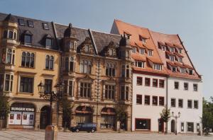 Kornmarkt, Zwickau